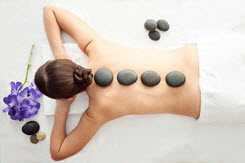 Hot - Stone - Massage